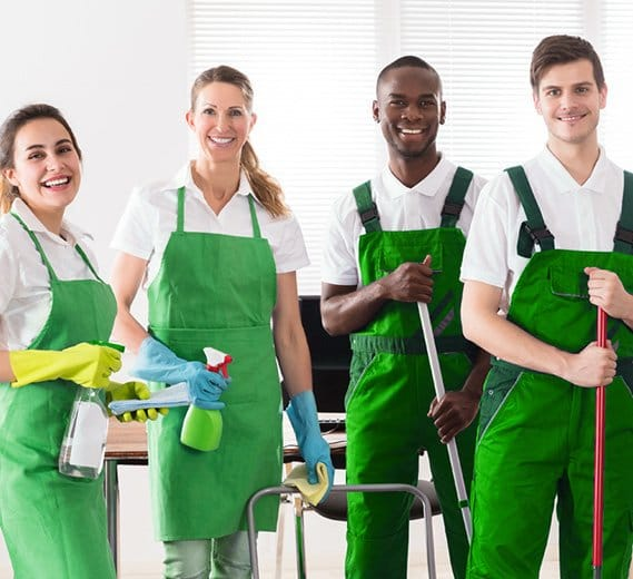 Join our cleaning team